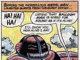 Balloon Man II (Earth-One)