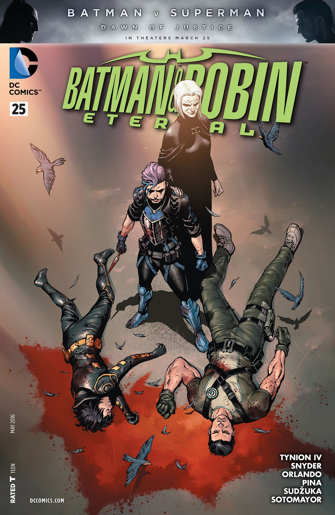 Batman & Robin Eternal Vol 1 25