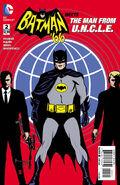 Batman '66 Meets the Man from U.N.C.L.E. Vol 1 2