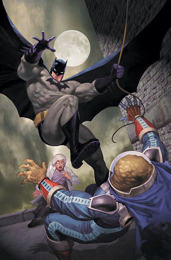 Batman: Legends of the Dark Knight Vol 1 201