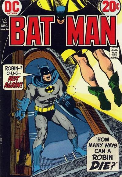 Batman Vol 1 246