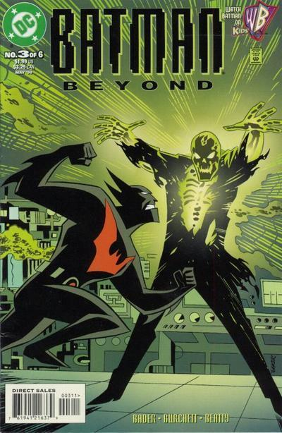 Batman Beyond Vol 1 3