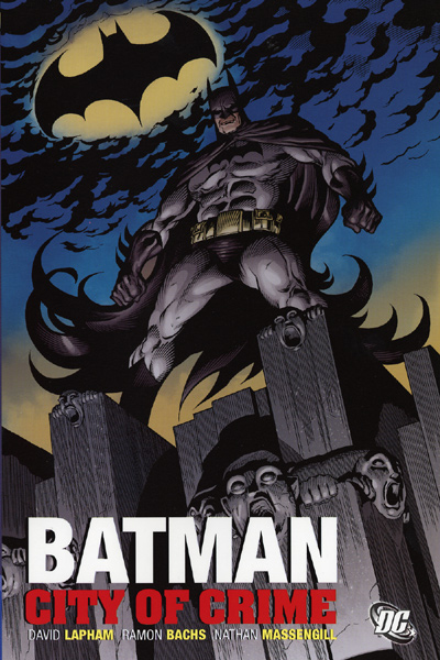 Batman: City of Crime (Collected)