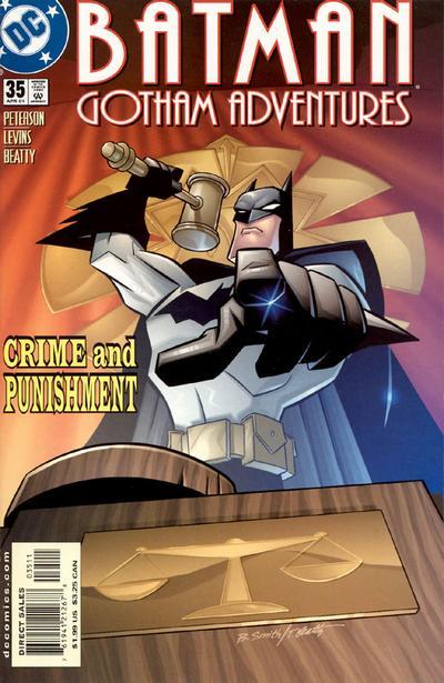 Batman: Gotham Adventures Vol 1 35