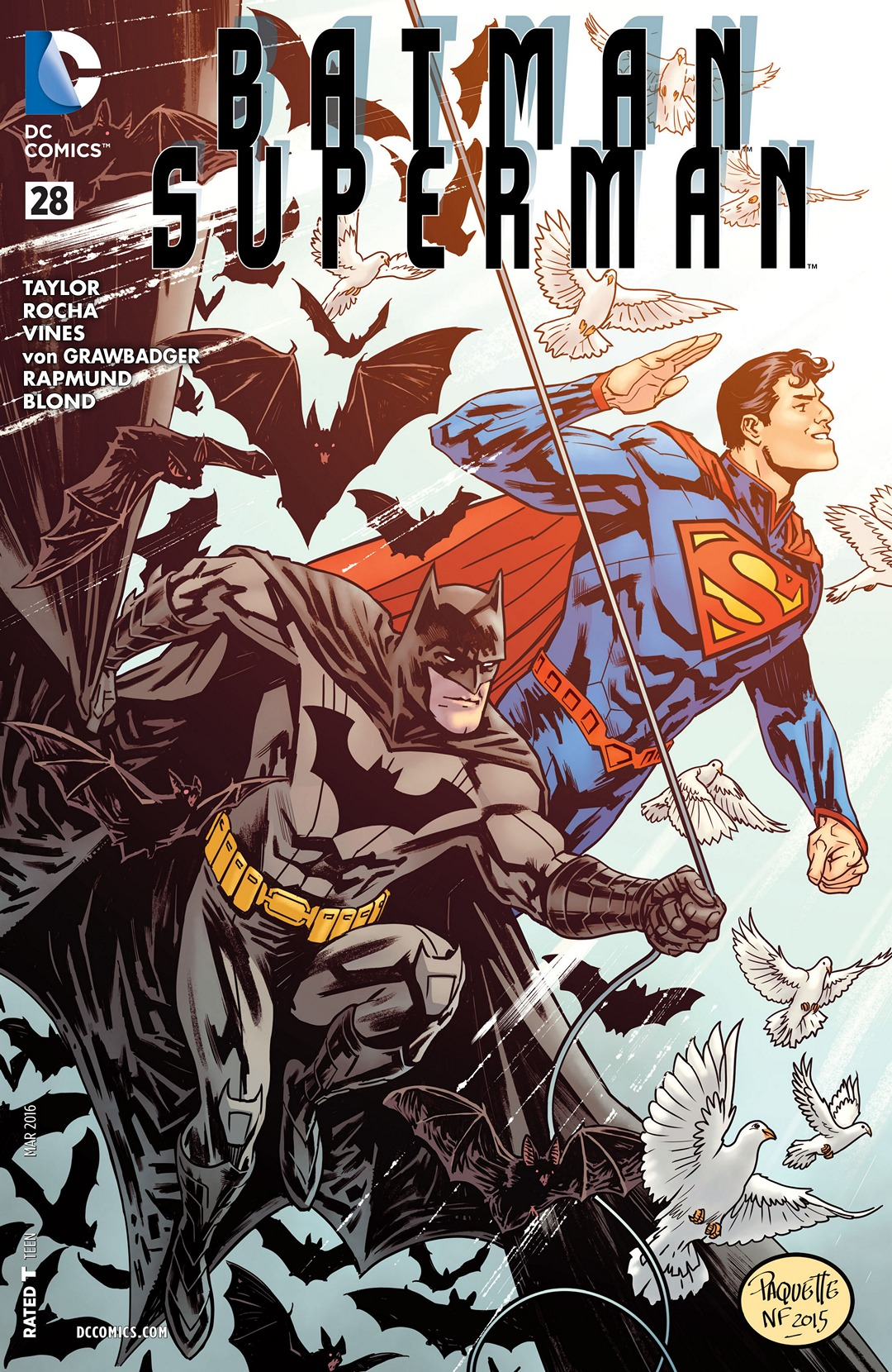 Batman/Superman Vol 1 28