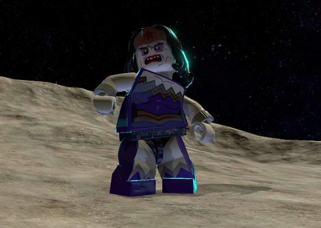 Bizarra (Lego Batman)
