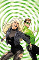 Black Canary Vol 4 4 Textless Green Lantern 75th Anniversary Variant