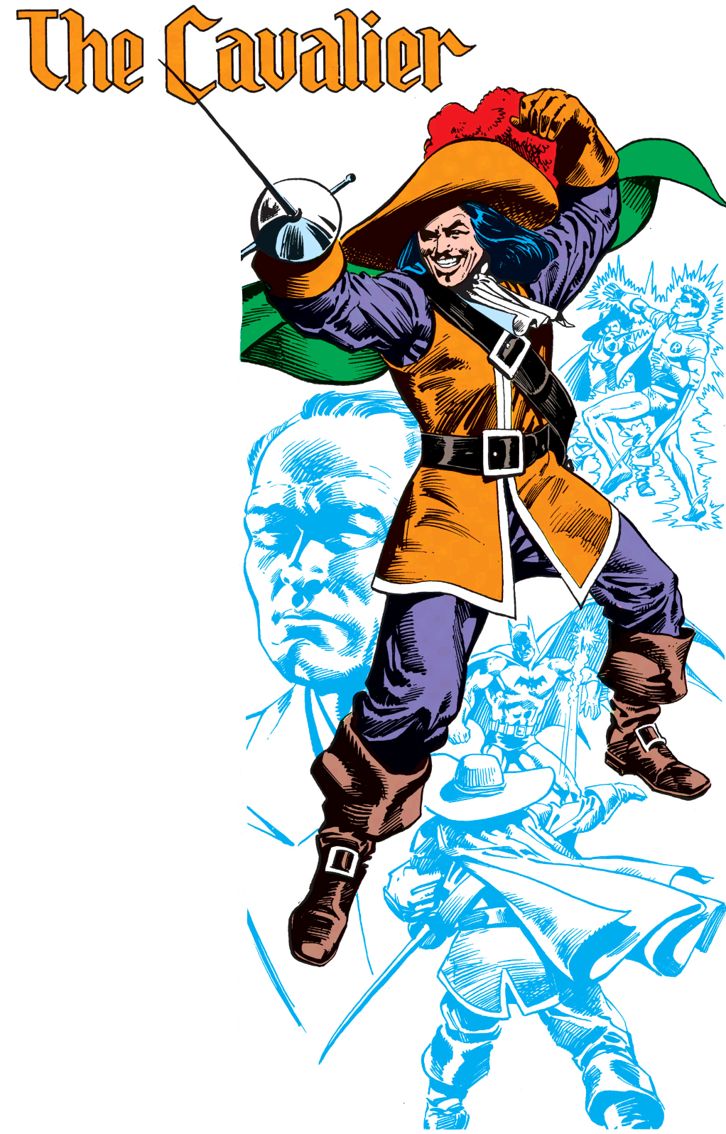 Mortimer Drake (New Earth)