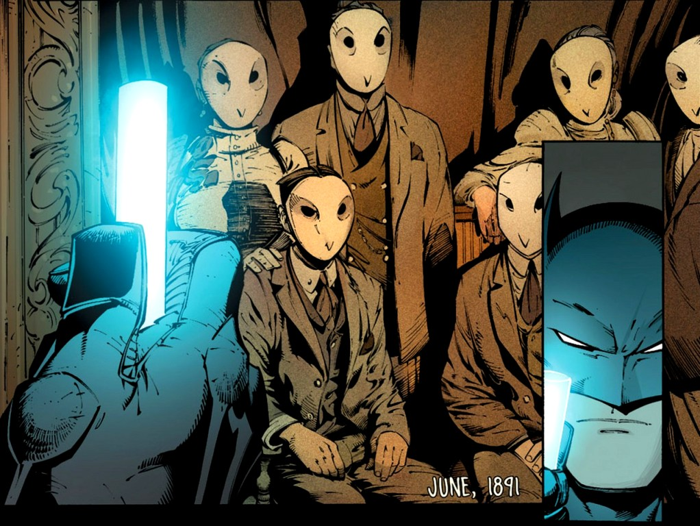 Court of Owls (Prime Earth)/Gallery