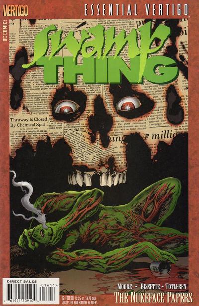 Essential Vertigo: Swamp Thing Vol 1 16