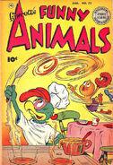 Fawcett's Funny Animals Vol 1 72