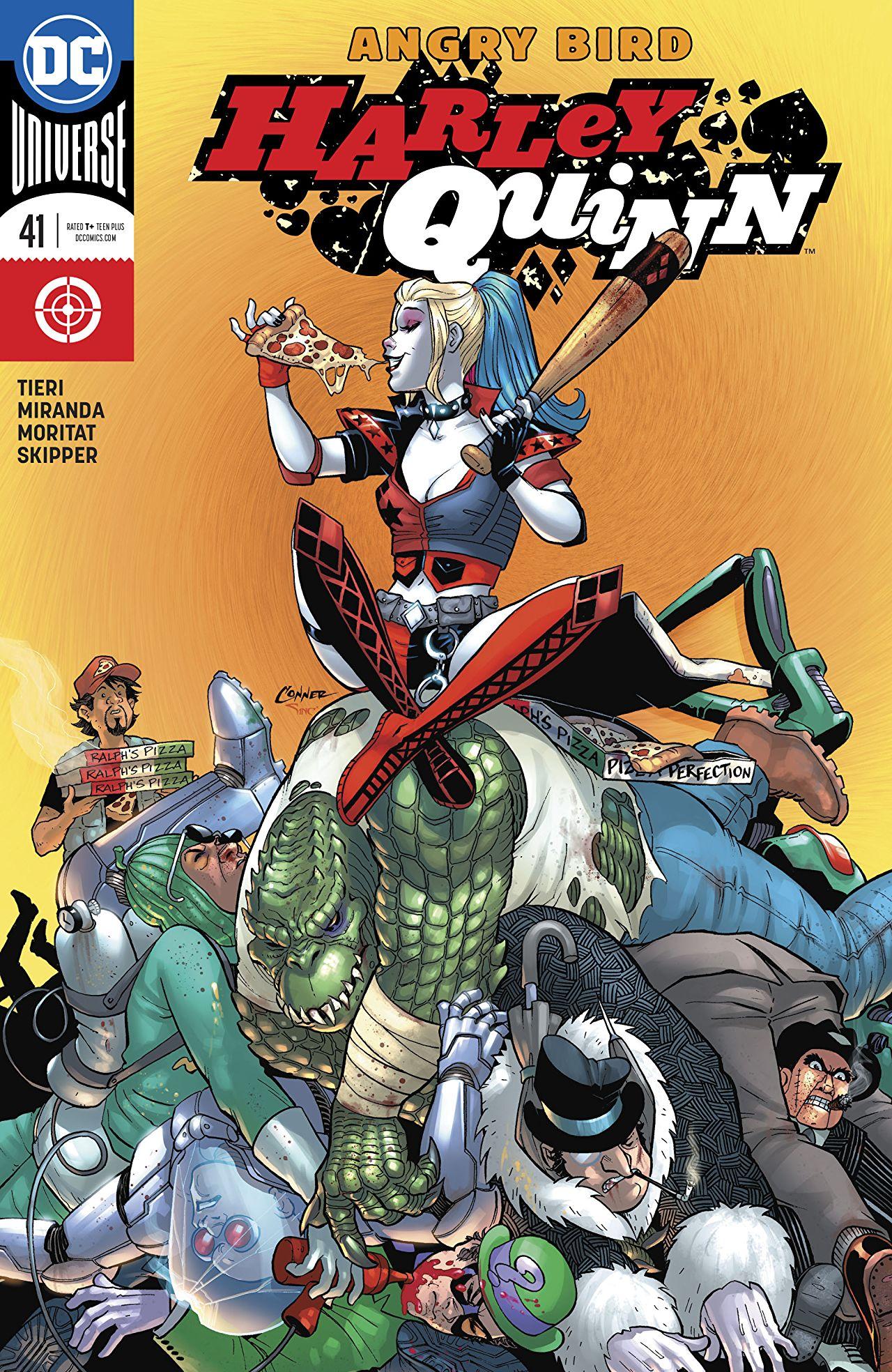 Harley Quinn Vol 3 41