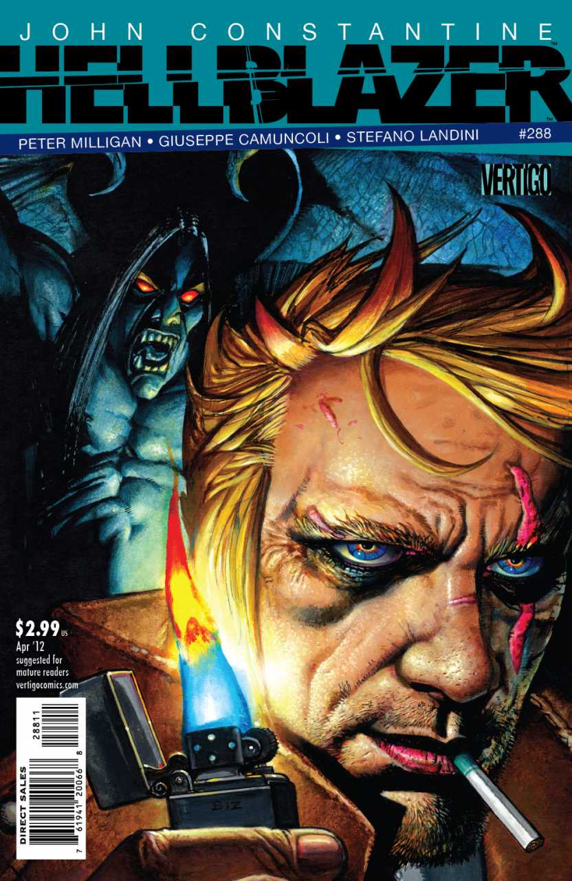Hellblazer Vol 1 288