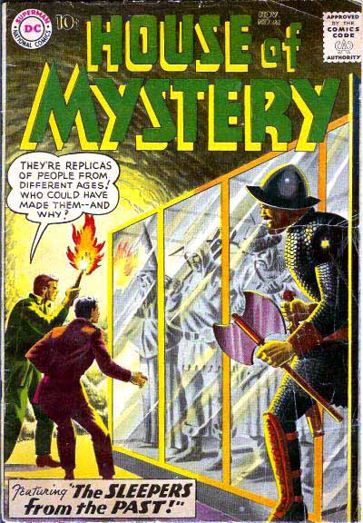 House of Mystery Vol 1 92