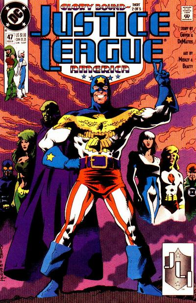 Justice League America Vol 1 47