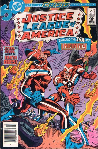 Justice League of America Vol 1 244