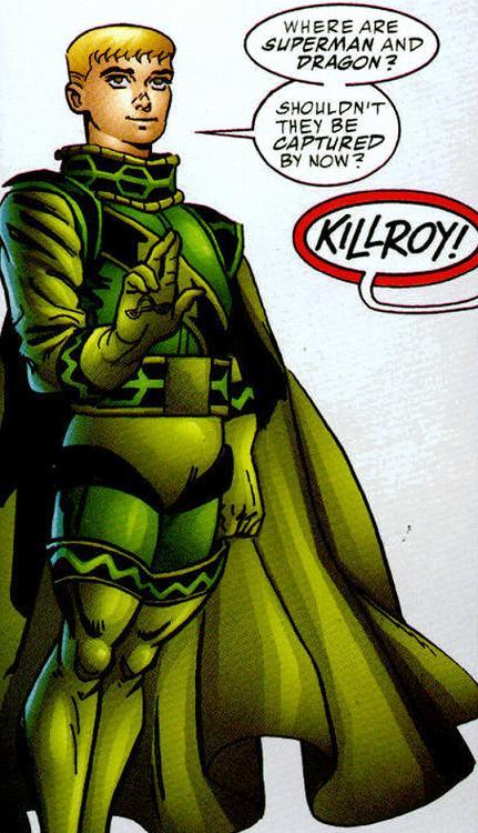 Killroy (New Earth)
