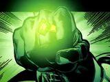 Kryptonite Ring