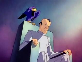 Mad Scientist (1941 Superman Cartoons)