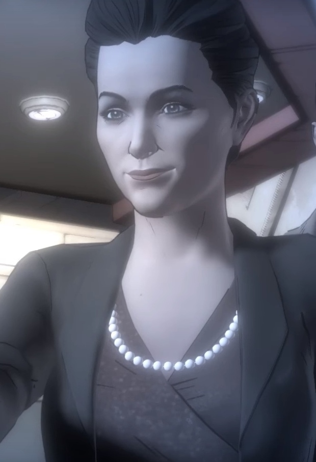 Martha Wayne (Batman: The Telltale Series)