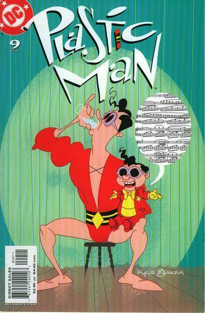 Plastic Man Vol 4 9