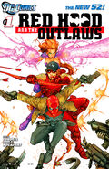 Red Hood and the Outlaws Vol 1 1 Digital
