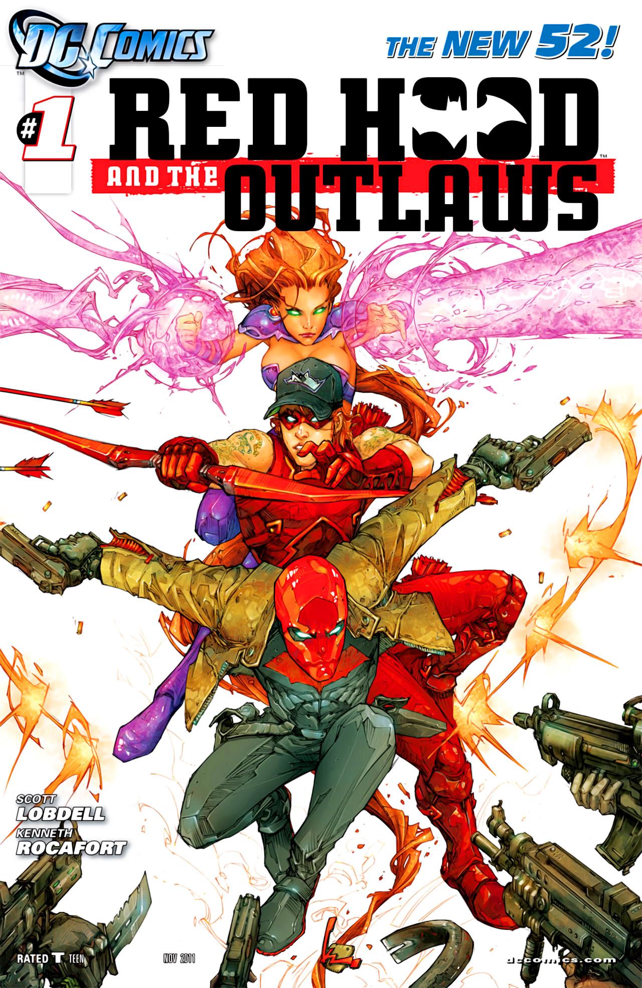 Red Hood Outlaw #39 B Cover DC NM Comics Book