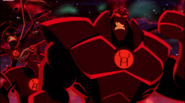 Red Lantern Corps DC Super Hero Girls TV Series 001