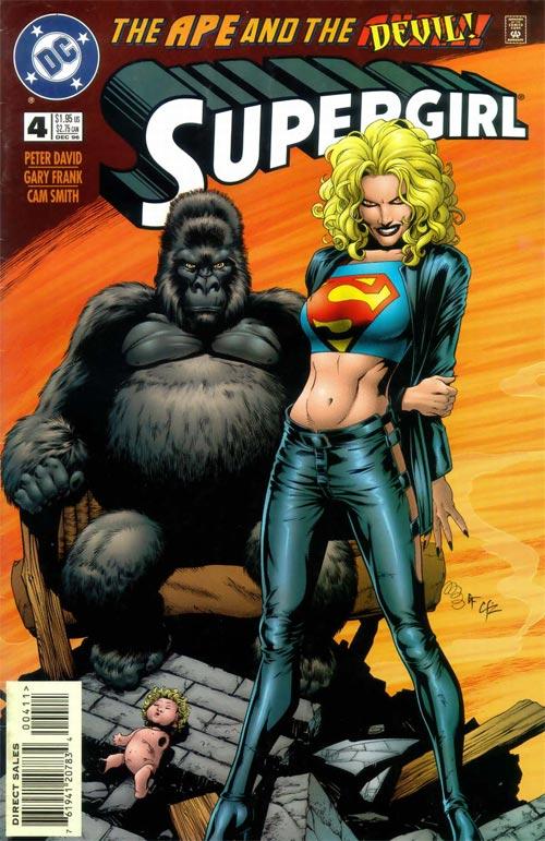 Supergirl Vol 4 4