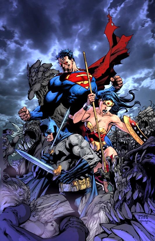 Superman Batman Vol 1 10 Textless.jpg