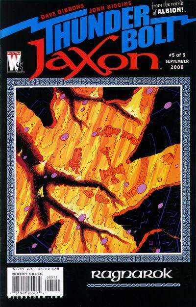Thunderbolt Jaxon Vol 1 5