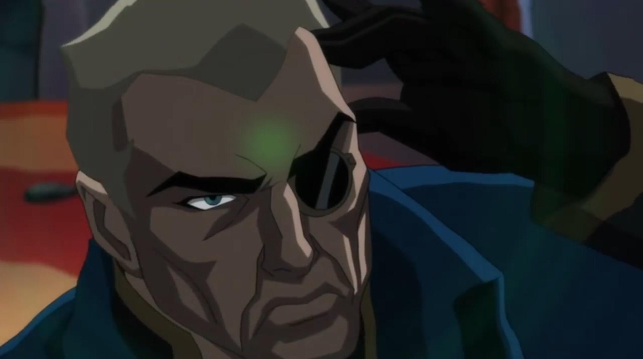 Vertigo (DC Animated Movie Universe)
