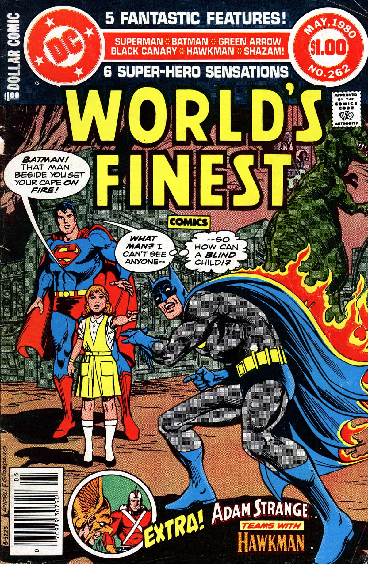 World's Finest Vol 1 262