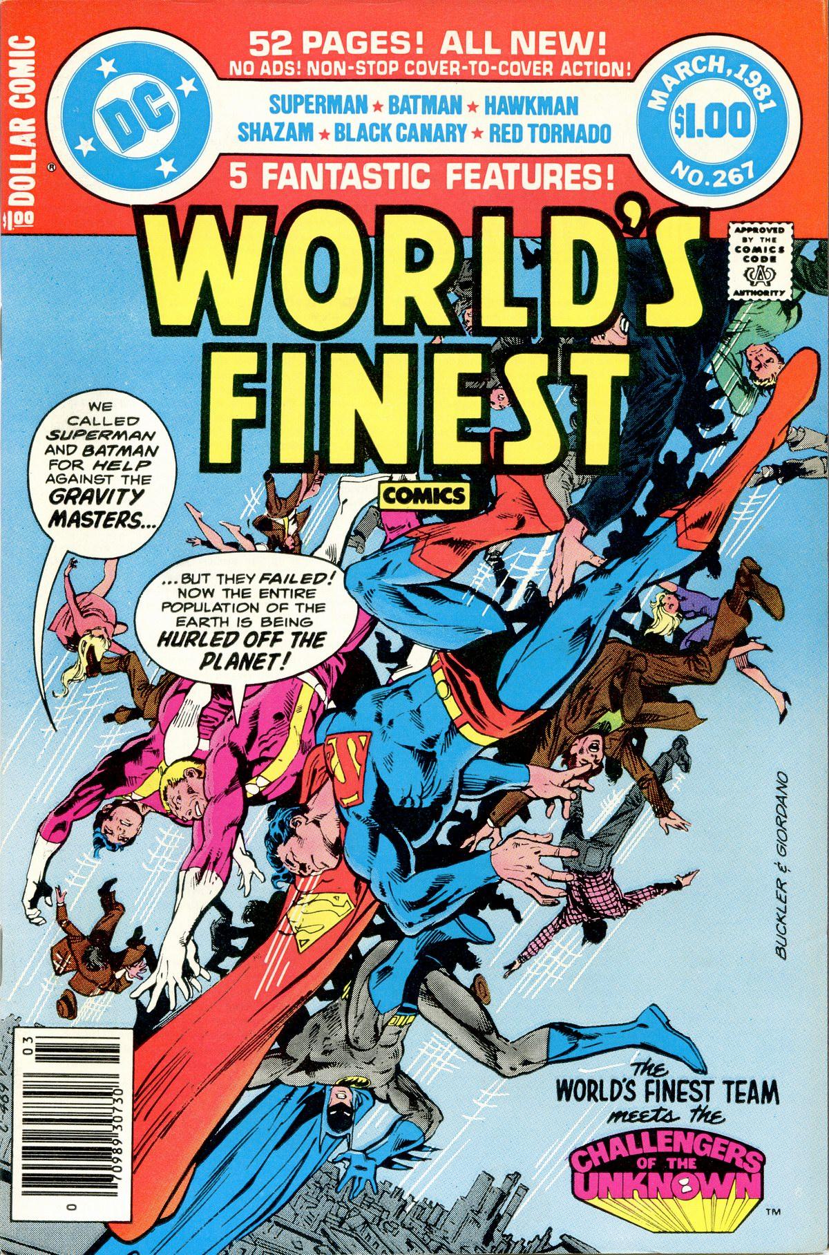 World's Finest Vol 1 267