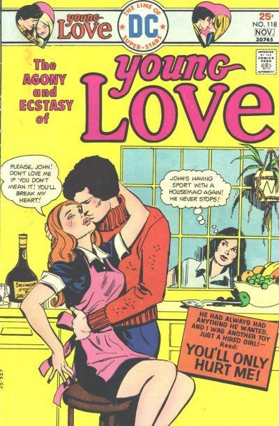 Young Love Vol 1 118