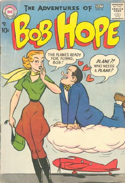Adventures of Bob Hope Vol 1 44