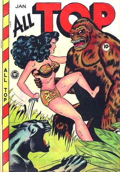 All Top Comics Vol 1 15