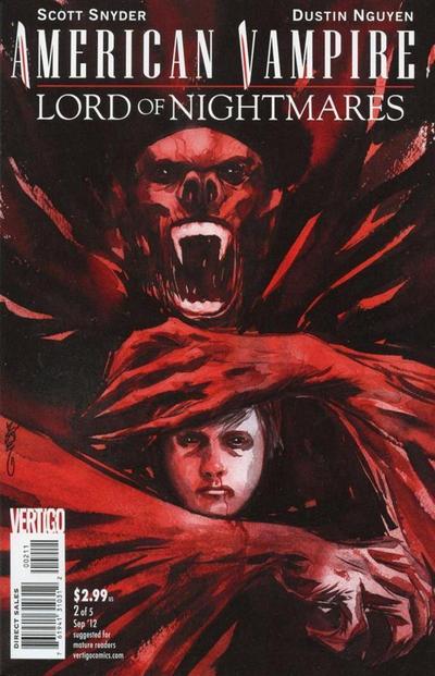 American Vampire: Lord of Nightmares Vol 1 2