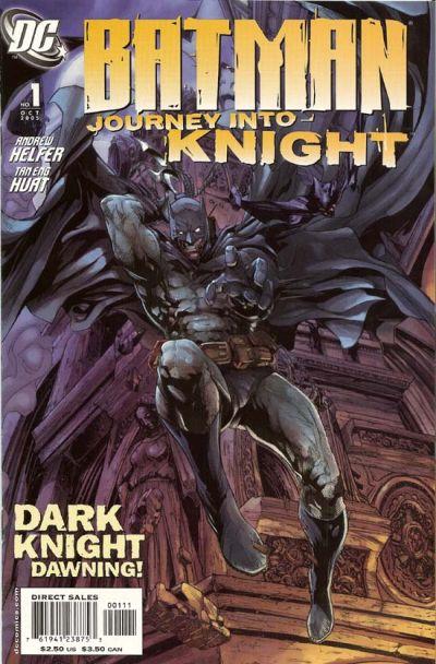 Batman: Journey Into Knight Vol 1