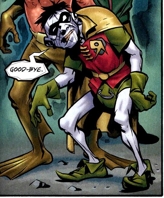 Bizarro Robin