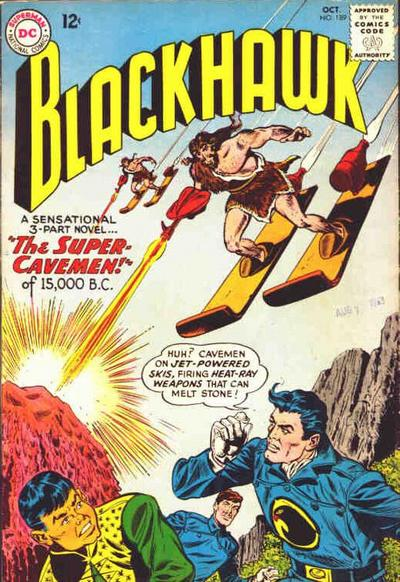 Blackhawk Vol 1 189