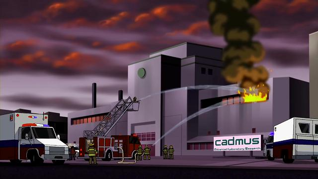 Project Cadmus (Earth-16)