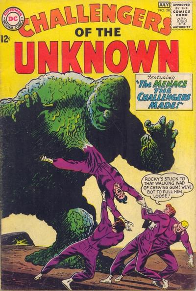 Challengers of the Unknown Vol 1 38