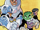 Teen Titans Go! Vol 1 45