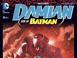 Damian: Son of Batman Vol 1 2