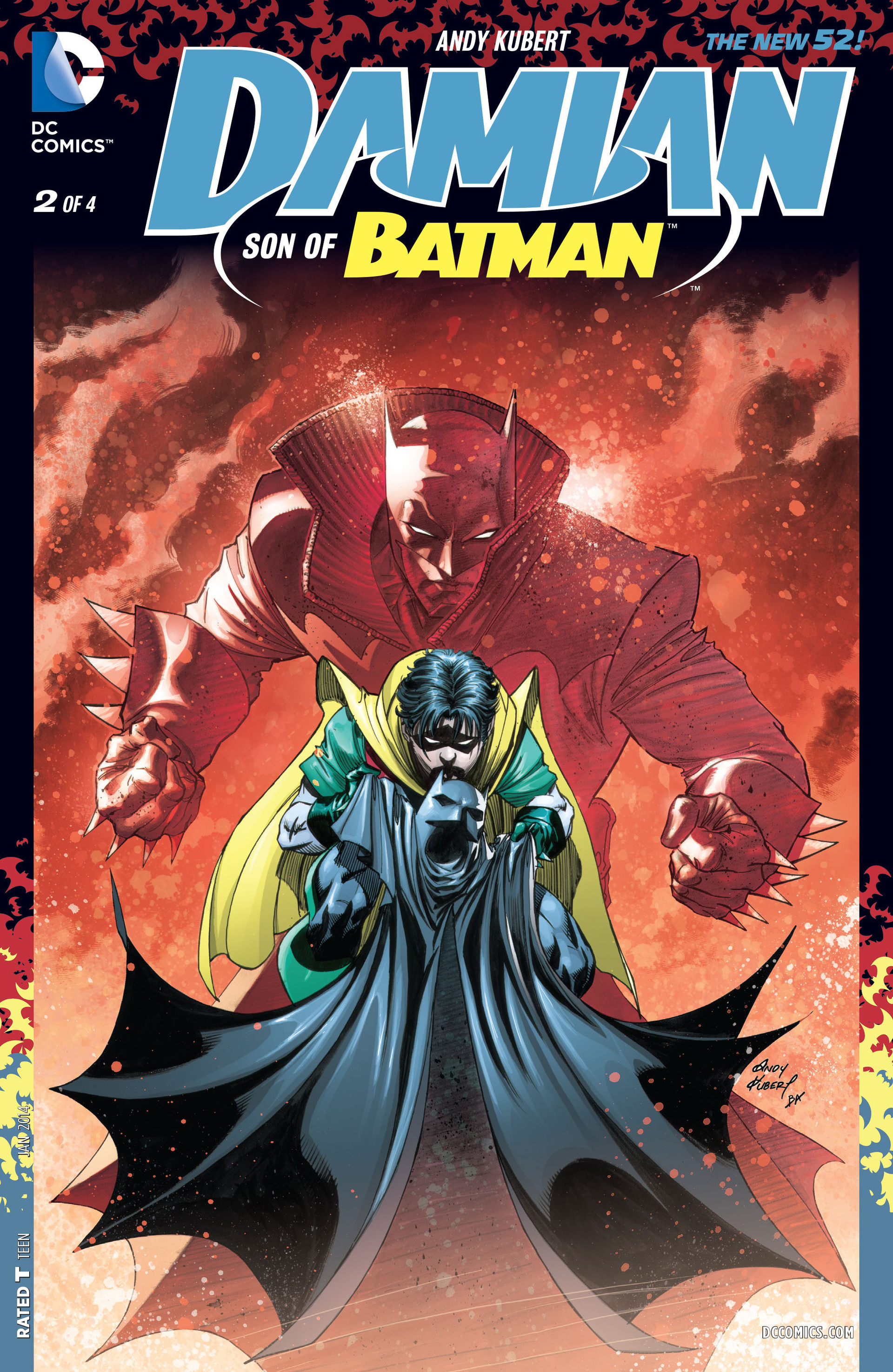 Damian: Son of Batman Vol 1 2