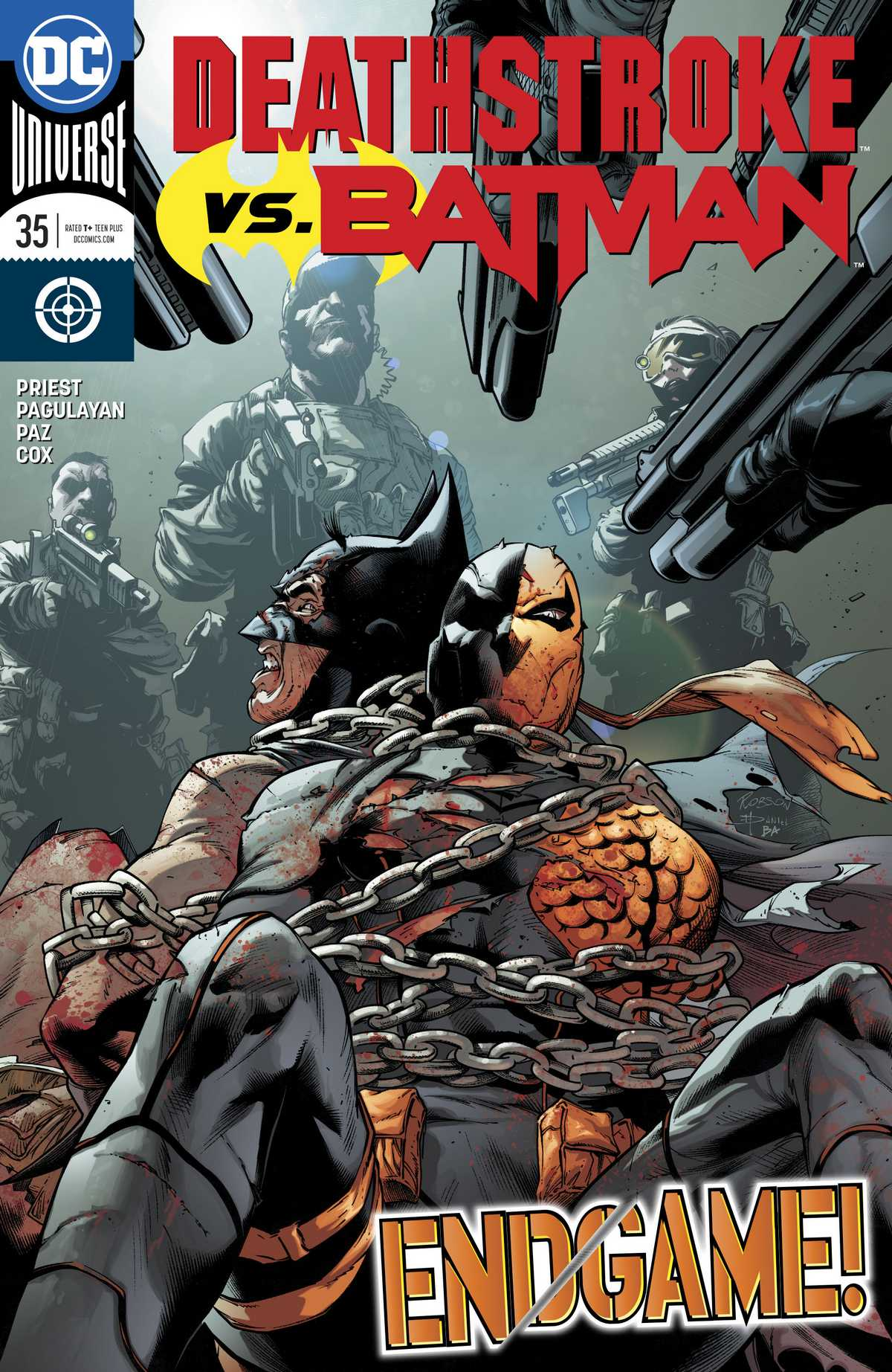Deathstroke Vol 4 35