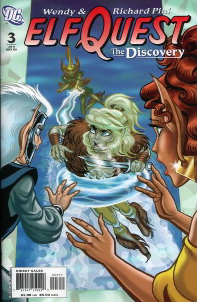 ElfQuest: The Discovery Vol 1 3