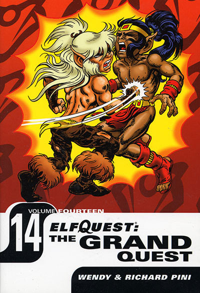 ElfQuest: The Grand Quest Vol. 14 (Collected)