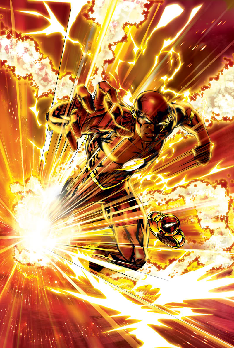 The Flash: The Fastest Man Alive Vol 1 1